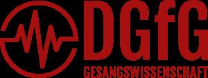Logo druckfähig - Deutsche Gesellschaft für Gesangswissenschaft